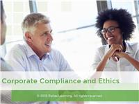 Corporate Compliance and Ethics